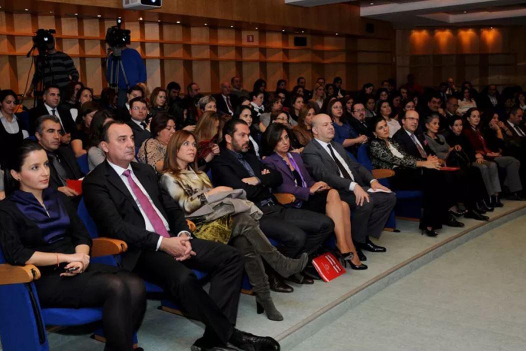 Şirketler ve Gönüllüleri Gönülden Ödüller 2011'de buluştu