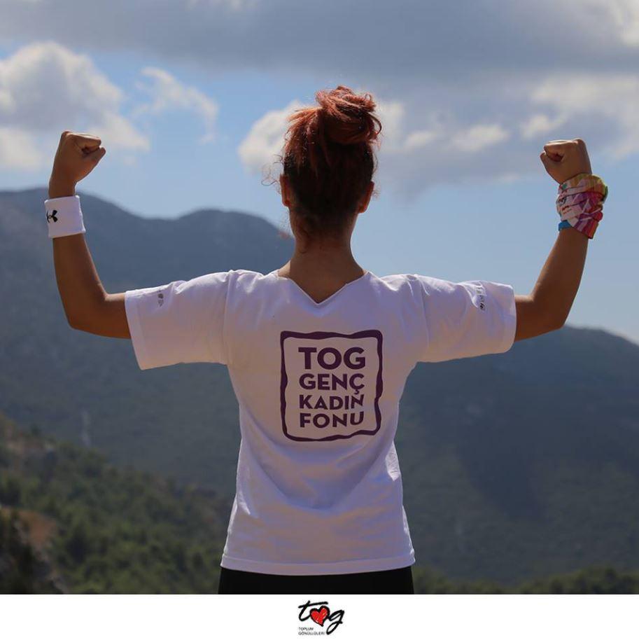 Toplum Gönüllüleri Vakfı – Genç Kadın Fonu/Likya Ultra Maratonu