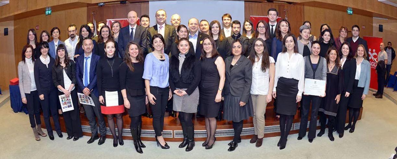 2014'ün En Başarılı Gönüllüleri: Anadolu Isuzu