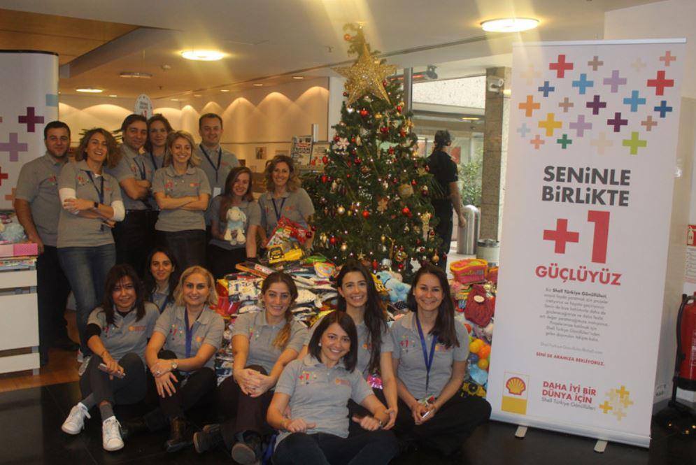 Shell Türkiye Gönüllü Buluşması