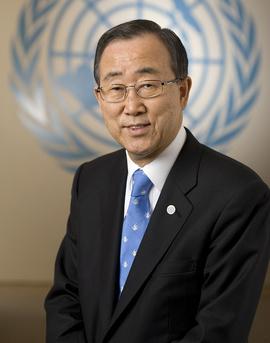 Ban Ki-moon, Birleşmiş Milletler Genel Sekreteri, 2009